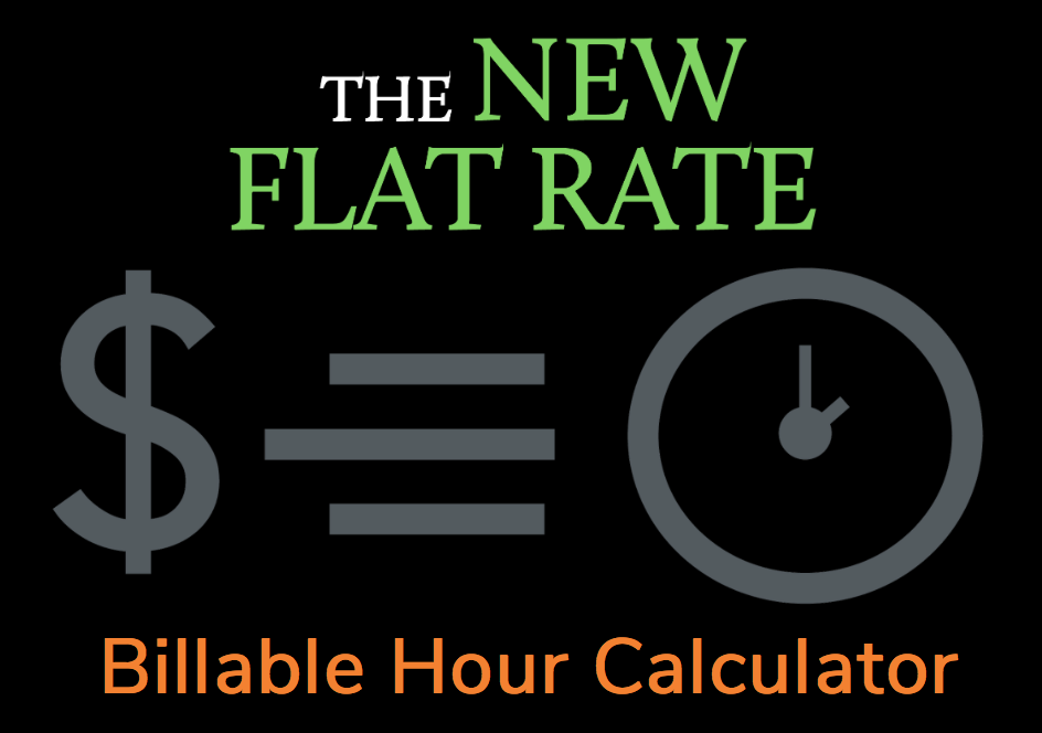 CEO of The New Flat Rate to Address the Billable Hour at AHR Expo 2018