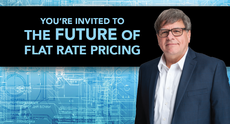 The Future of Flat Rate Pricing Seminars for Service Business Owners Announced