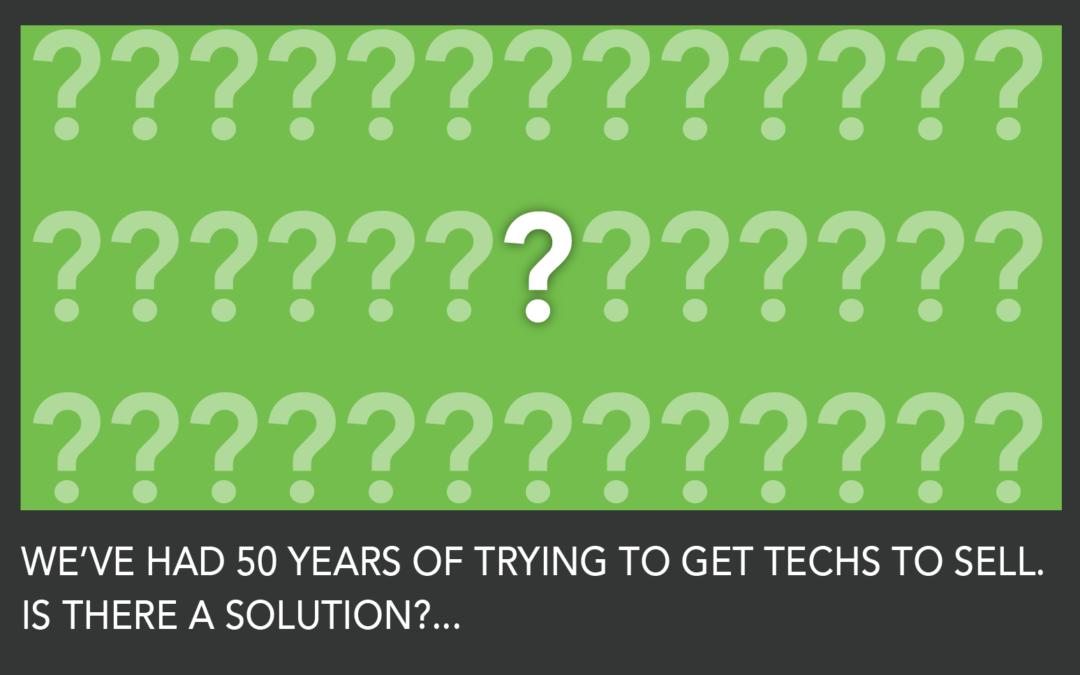 Do Service Technicians Really Sell?