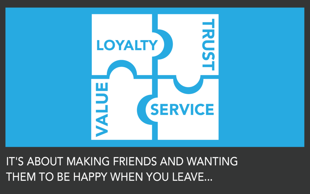How to Establish Trust with Your Customer