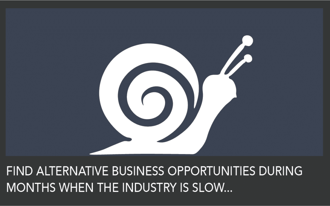 Business Solutions in the Slow Season