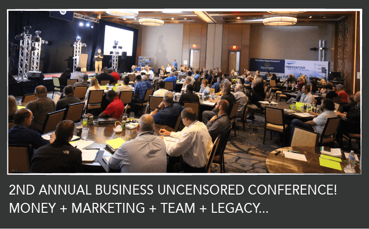 Second Annual Business Uncensored Conference